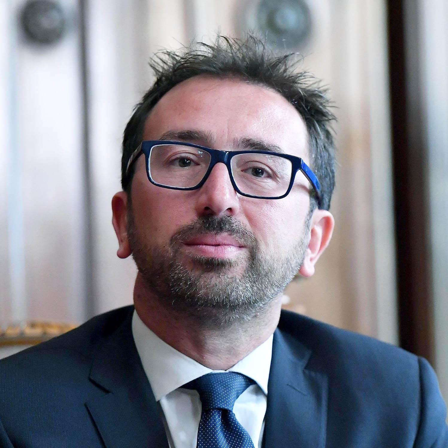 Il Ministro della Giustizia Alfonso Bonafede sarà in audizione della  Commissione antimafia giovedì 21 maggio alle 13