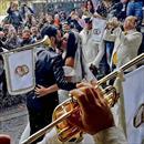 Sospesi 5 Poliziotti della banda musicale della Penitenziaria: sorpresi a suonare al matrimonio della vedova del boss